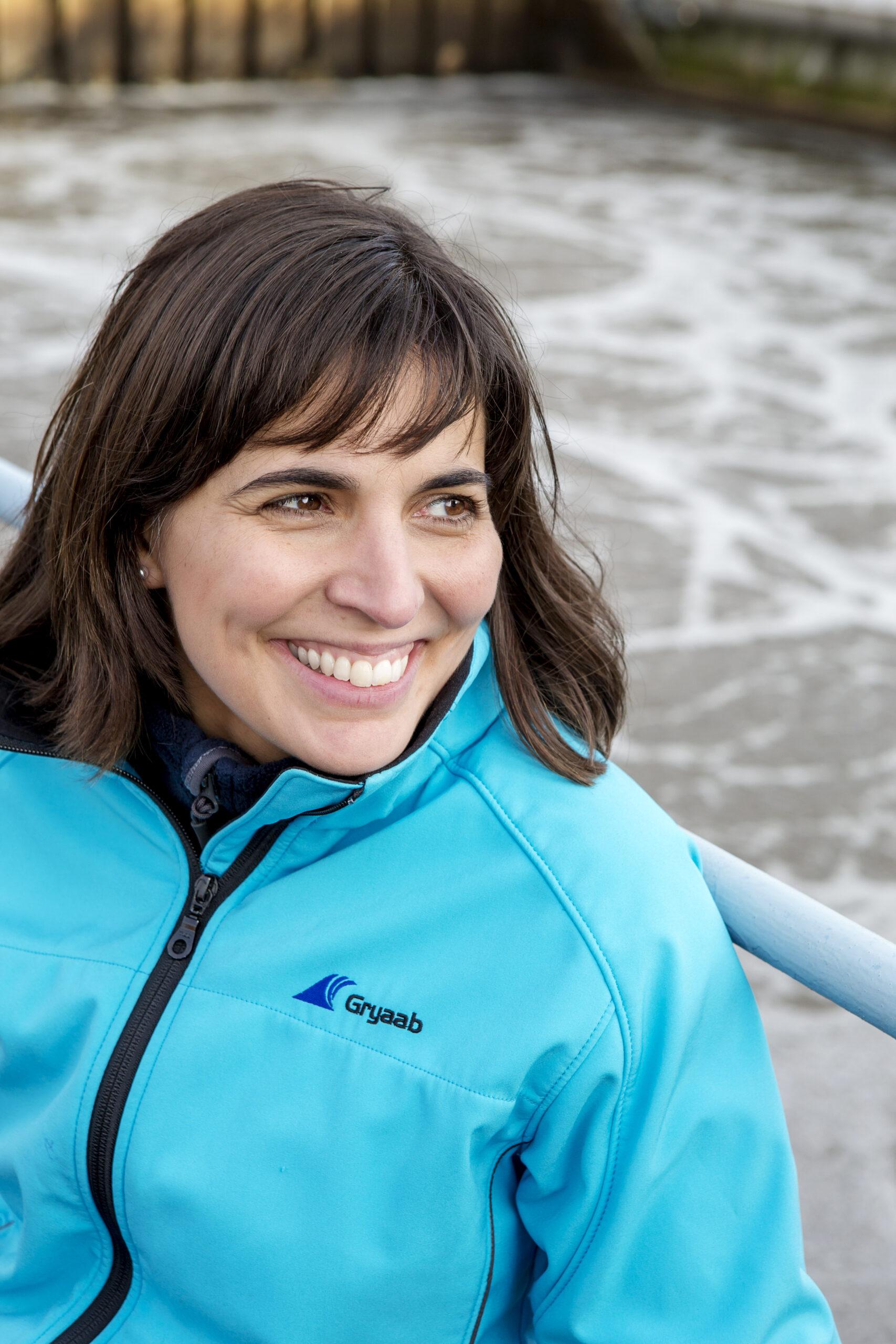 Joana Nunes, processingenjör