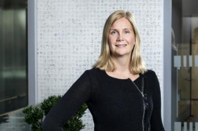 Ellinor Günther, kommunikationsansvarig