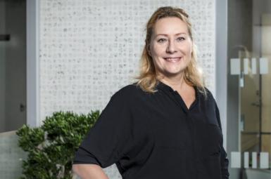 Christina Nilsson, Avdelningschef Stab