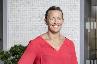 Malin Olsson, Avdelningschef för projekt och planering på Gryaab