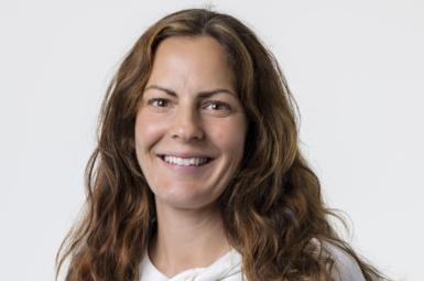 Hanna Strand, avdelningschef teknisk försörjning